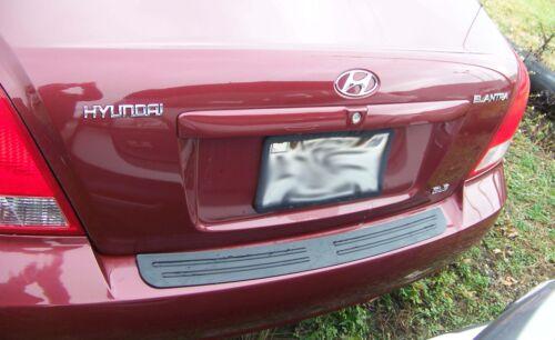 REAR BUMPER PROTECTOR COMPATIBLE WITH 2001 2010 01 10 HYUNDAI ELANTRA 4 DR SEDAN