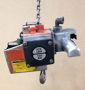9965 gardner denver kg i air chain hoist 7 series ebay rh ebay com Gardner Denver Mud Pump Schematic Gardner Denver Parts List