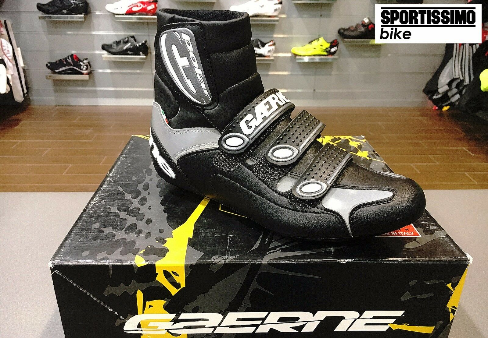 SALE chaussures Gaerne Polar Winter Road (Taille 39)