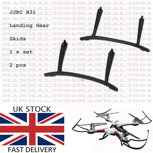 Parts for Quadcopter Drone UK seller new JJRC H31 Landing gear skids