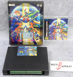 GALAXY-FIGHT-NEO-GEO-AES-SNK-neogeo-JAPAN-Game-FREE-SHIPPING-Ref-1728