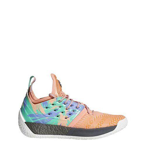 Adidas James Harden Volume Vol. 2 Melon Men's Orange Basketball Shoes AH2219 The most popular shoes for men and women