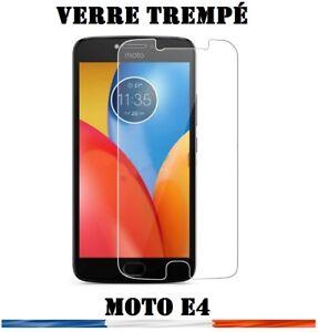 Pour-Motorola-Moto-E4-vitre-protection-verre-trempe-film-protecteur-ecran