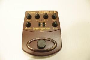pedale deffet modélisateur dampli acoustique V-Tone ADI 21 (A079004) Drummondville Centre-du-Québec Preview