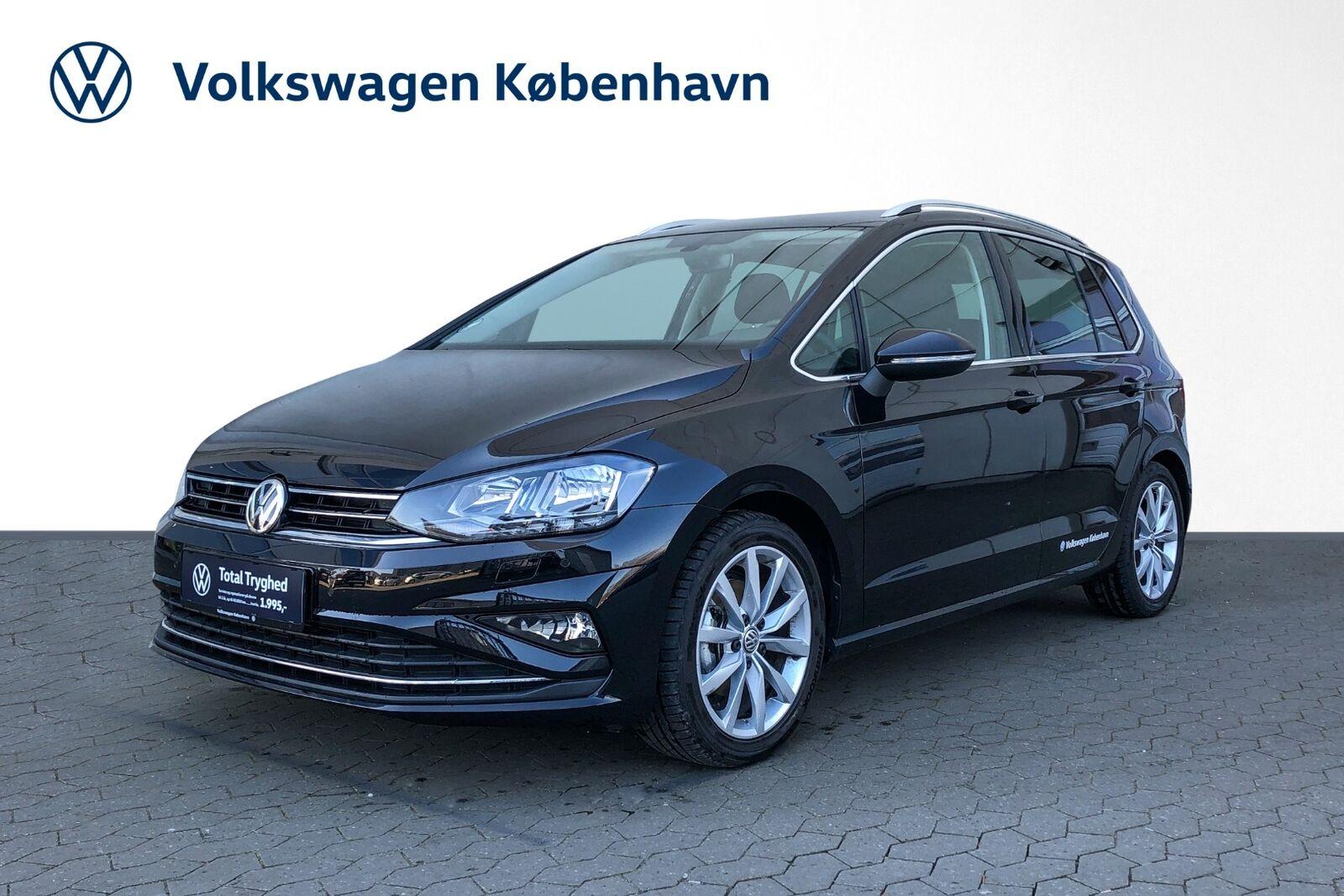 VW Golf Sportsvan 1,5 TSi 150 Highline DSG 5d