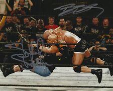 Stone Cold Steve Austin & Bill ( WWF WWE ) Autographed Signed 8x10 Photo REPRINT