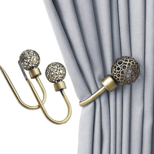 Fashion Curtain hook wall hook ball strap hook curtain Strong U-Sharped Hook US