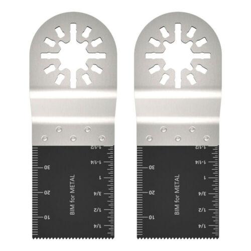10 Tlg Set Mix Oszillierend Multi Tool Sägeblatt Für FEIN MULTIMASTER RIDGID