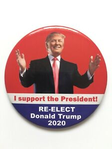 2020-Re-Elect-President-Donald-Trump-3-034-Button-034-I-support-the-President-034-Pin