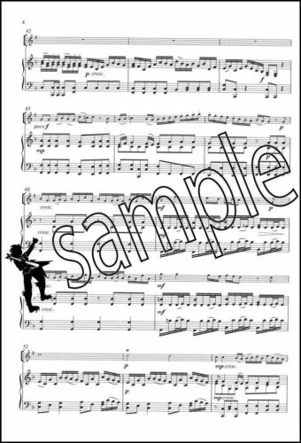 Trumpet Concerto Originally in D Solo Part in Bb Sheet Music B Flat John Wallace
