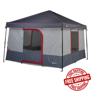 the latest c876c 78251 Details about 6 Person Instant Tent 10' x 10' Family Outdoor Camping Gear  Tents Cabin Canopy
