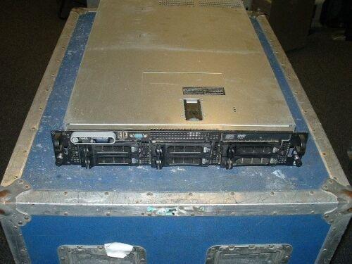 Dell Poweredge 2950 III 2x Xeon E5440 2.83ghz Quad Core  32gb  2x 1TB  Perc6i