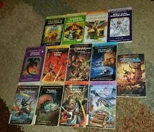 D&D Endless Quest Book Lot 8-11 13 17 19 22-24 33 34 31 Tarzan Tower of Diamonds
