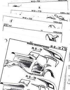 Details about 1951 1952 1953 1954 1955 MG TF TD 51 52 53-55 PARTS on mg td chassis, mg td heater, mg td frame, mg td turn signals, mg td dimensions, mg td speedometer, mg td clock, mg tf wiring diagram, mg td specifications, mg td manual, mg td distributor, mg td transmission, mg td parts catalog, mg td wiring harness installation, mg td wiper motor, mg td headlights, mg td rear suspension, mg td generator, mg td cooling system,
