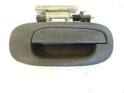 98 99 00 01 02 03 DODGE DURANGO RIGHT FRONT EXTERIOR DOOR HANDLE