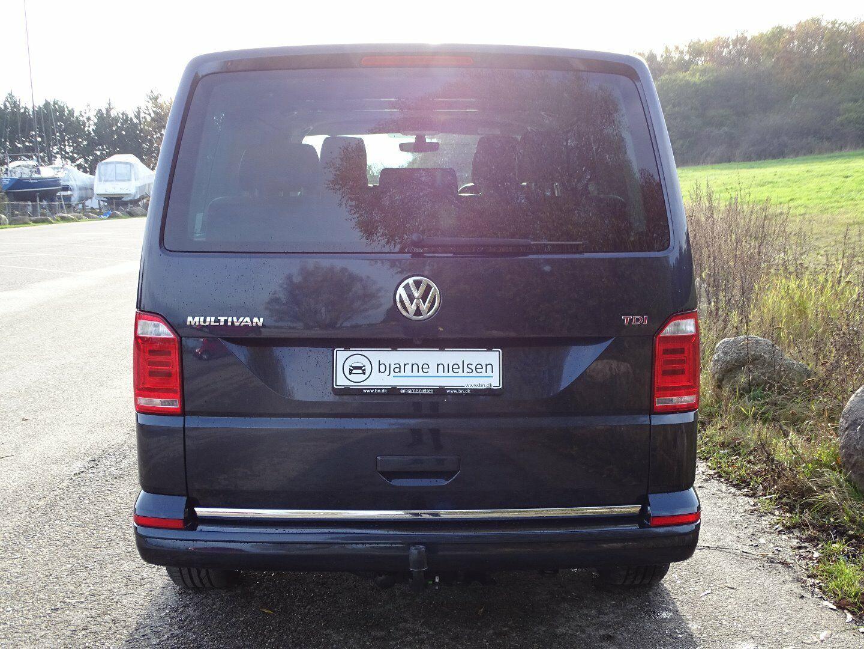 VW Multivan 2,0 TDi 204 Highline DSG kort - billede 4
