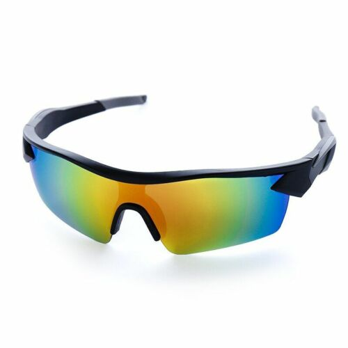 Details about  /Cycling Glasses Mountain Bicycle UV400 Bike Sport Sunglasses MTB No Dust Goggles