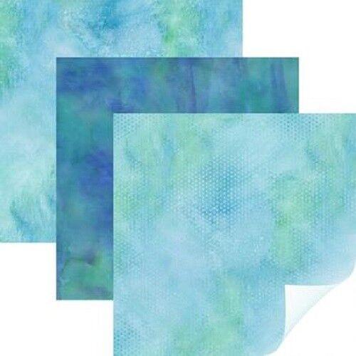 NEW Cricut Natalie Malan Aquamarine Patterned Iron-On Sampler