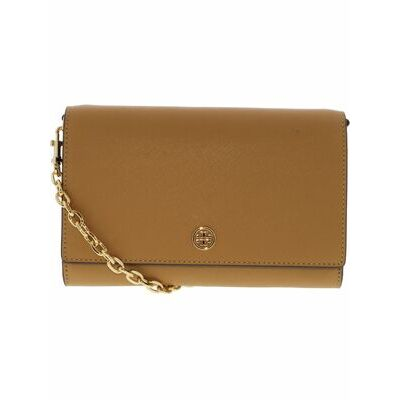 Tory Burch Women's Robinson Chain Leather Wallet
