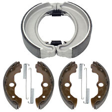 Front & Rear Brake Shoes for Honda TRX300FW Fourtrax 300 4X4 1988 1990-2000