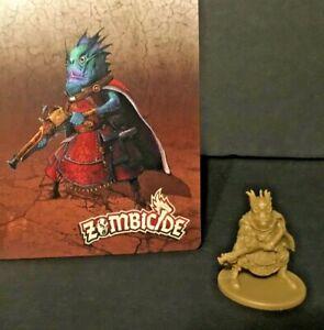 Birmbauer Zombicide Green Horde Kickstarter exclusive CMoN
