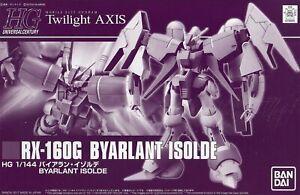 Bandai-Hguc-1-144-RX-160G-Byarlant-Isolde-Modele-Kit-Gundam-Twilight-Axe