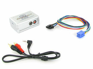 Details about VW AUX adapter lead 3 5mm jack Gamma Beta in car radio iPod  iPhone MP3 CTVVGX001