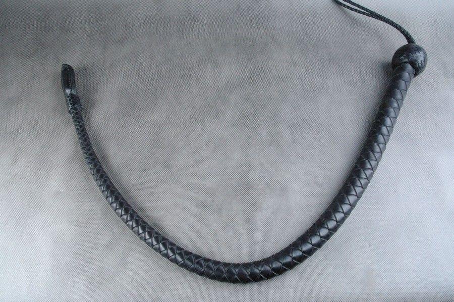Genuine Leder Bull whip flogger crop