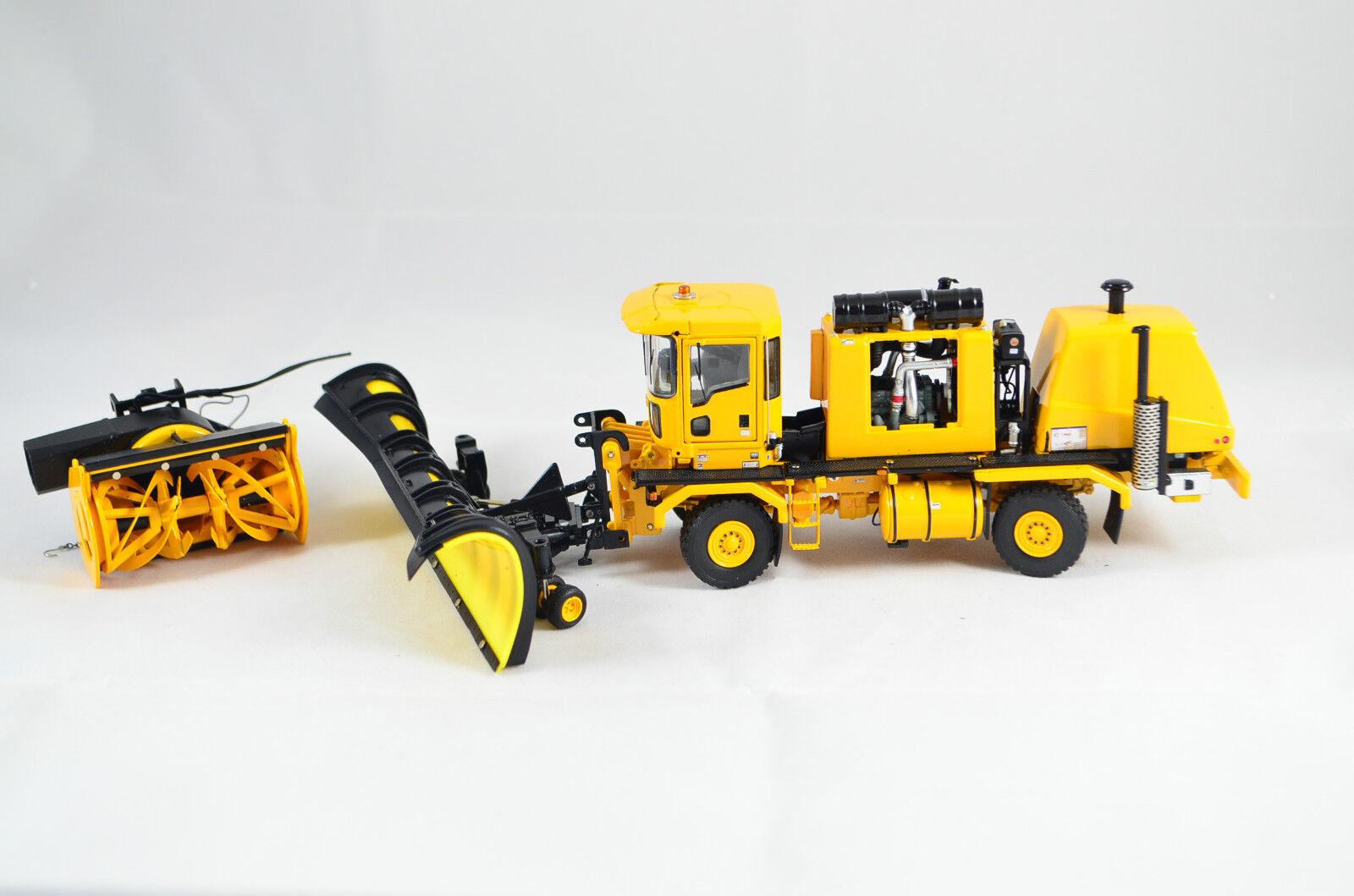 TWH TS0721055 Oshkosh H-Series  Snow Ploughs + fräße 1 50  pas cher et de la mode