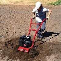 Earthquake Versa Compact Front Tine Garden Rototiller With 5 Year Warranty