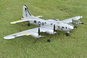 Listo-Para-Volar-version-6-Canales-Radio-Control-avion-B-17-volando-Fortress-con-6-axis-de-alta