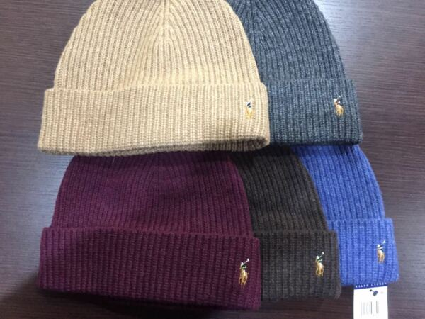 2019 Nuovo Stile Cappello Zuccotto Polo Ralph Lauren Uomo Taglia Unica Invernale Lana Merino Zucc Estremamente Efficiente Nel Preservare Il Calore