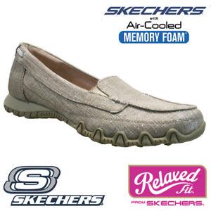 skechers memory foam pumps