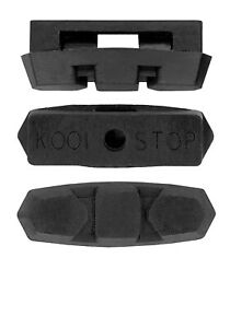 Black Kool Stop R1/V-Brake Insert/ /Bicycle Brake Pads