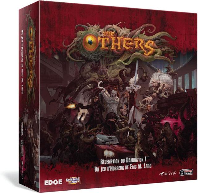 Jeu The Others : 7 Sins Edge Entertainement Neuf version française