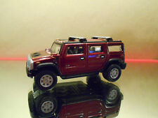 2004 Hummer H2 - 1/64 Scale Limited Edition Must See Photos