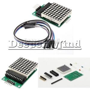 MAX7219 8x8 LED Matrix Modul Dot Matrix Module for Arduino Raspberry Pi