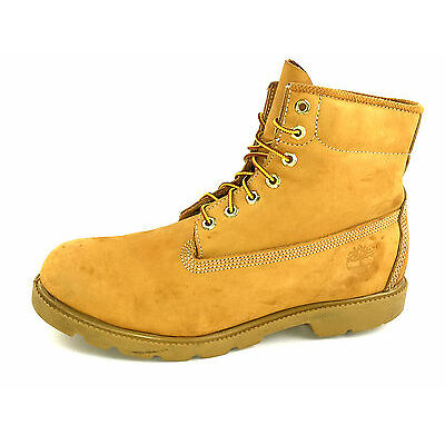 Timberland  Mens Wheat Leather 6 Inch Waterproof boots  Size 11 USA.