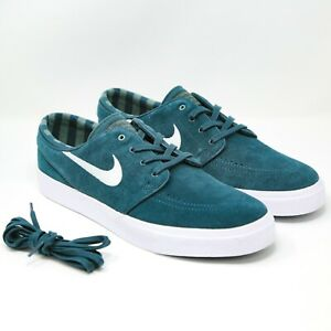Nike-SB-Zoom-Stefan-Janoski-Deep-Jungle-Clay-Green-sz-11-5-333824-311-Eu-45-5