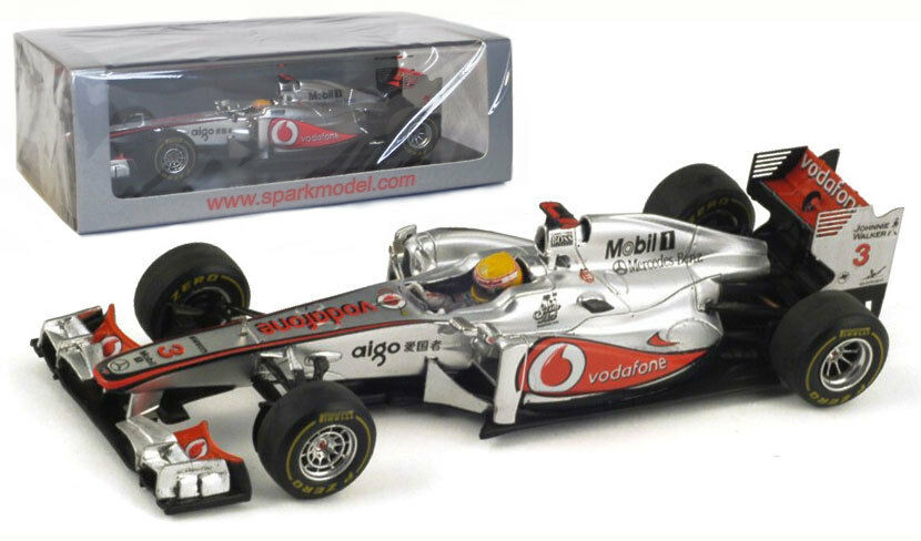 SPARK S3030 McLaren Mp4-26   3 WINNER GERMAN GP 2011-LEWIS HAMILTON
