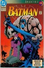 Batman # 498 (Knightfall part 15, Catwoman) (Jim Aparo) (USA, 1993)