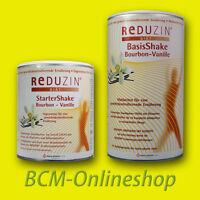 Bcm Onlineshop 1 X Start + 1 X Reduzin Basiskost Diät Shake - 25 Portionen