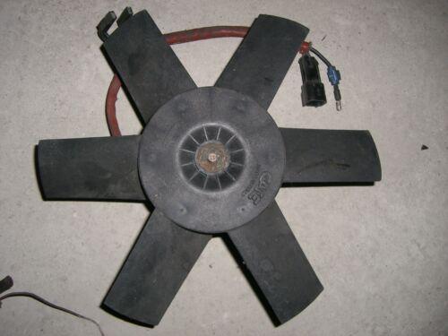 Refroidisseur ventilateur ventilateur moteur pour l/'eau radiateur radiator fan LANCIA Delta Intégrales