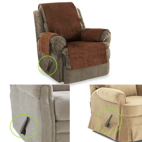 "5//8/"" Square Hole Foot Rest Release Right//Left Hand For More Recliner Handle"