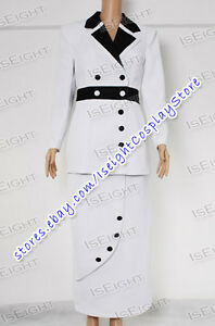 Titanic-Costume-Rose-White-Maiden-Dress-Uniform-Suit-Outfits-Taillor-Made