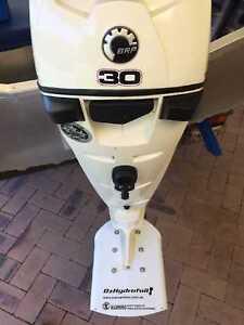 TOHATSU  Aluminium Outboard Hydrofoil 8-12-15-18-20-25-30hp PERMATRIM
