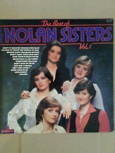 The-Nolan-Sisters-The-Best-Of-The-Nolan-Sisters-Vol-1-SHM-993-Vinyl-LP
