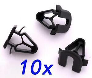 10x Honda Interior Trim Clips for Interior Fascia Panels /& Boot Linings