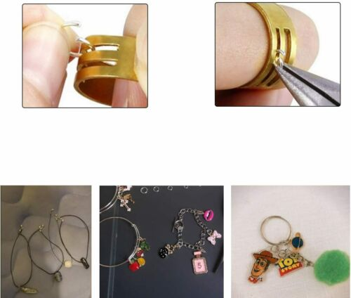 Jewelry Making Supplies Kit Beading Repair Tools with Accessories DIY Supplies