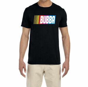 Gildan-Funny-NASCAR-Bubba-Wallace-Logo-Black-T-Shirt-100-Cotton-Shirts-S-5XL